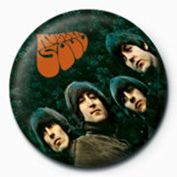 kapsel THE BEATLES - RUBBER SOUL