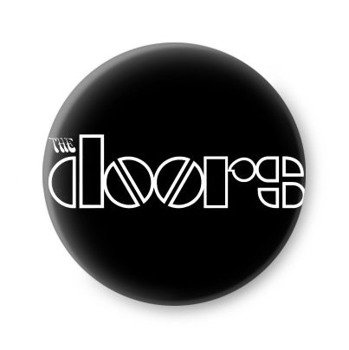 kapsel THE DOORS - LOGO