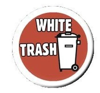 kapsel WHITE TRASH