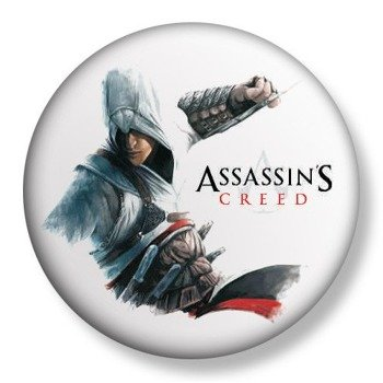 kapsel średni ASSASIN'S CREED Ø38mm
