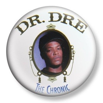 kapsel średni DR. DRE - THE CHRONIC Ø38mm
