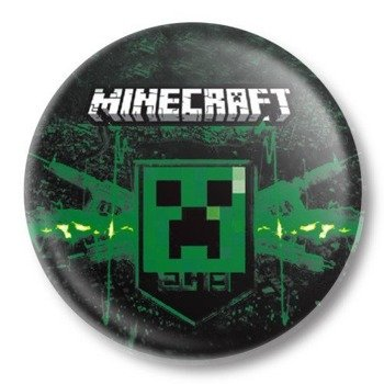 kapsel średni MINECRAFT Ø38mm