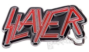 klamra do pasa SLAYER - LOGO