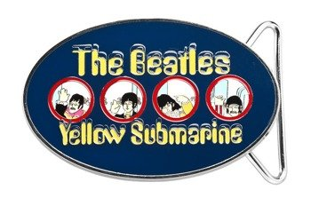 klamra do pasa THE BEATLES - YELLOW SUBMARINE PORTHOLES