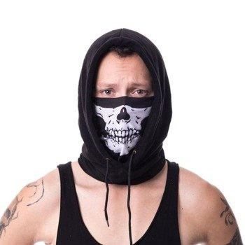 komin/kaptur  SM2 SNOOD WHITE