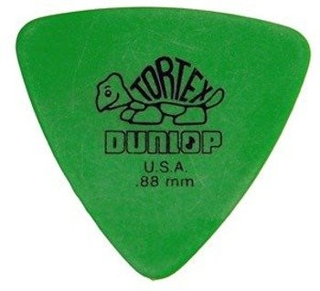 kostka gitarowa DUNLOP - TORTEX TRIANGLE .88mm (431R88)