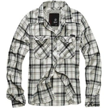 koszula CHECKSHIRT - BLACK OFF