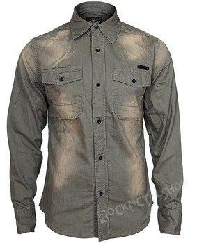 koszula DENIMSHIRT HARDEE grey