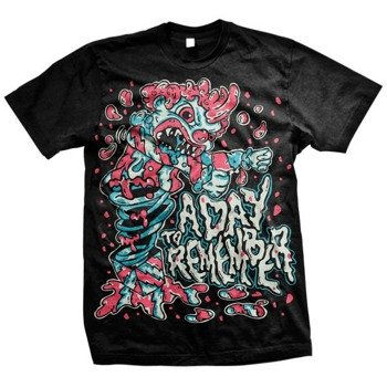 koszulka A DAY TO REMEMBER - JACK IN THE BOX