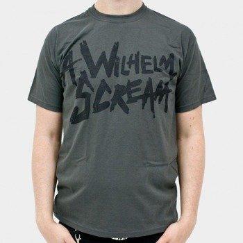 koszulka A WILHELM SCREAM - LOGO (CHARCOAL)