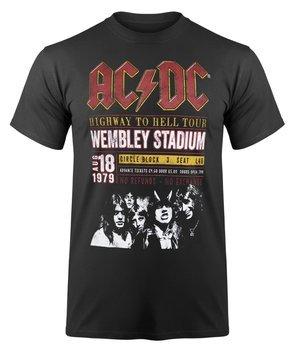 koszulka AC/DC - WEMBLEY '79 ekologiczna