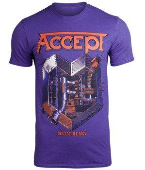koszulka ACCEPT - METAL HEART 2