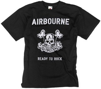 koszulka AIRBOURNE - READY TO ROCK