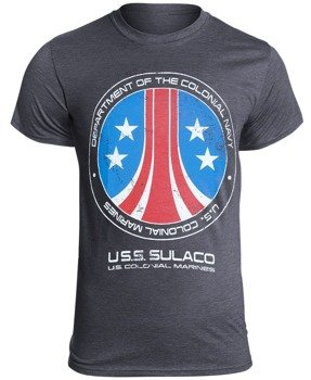 koszulka ALIENS - USS SULACO navy