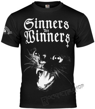 koszulka AMENOMEN - SINNERS ARE WINNERS (OMEN081KM)
