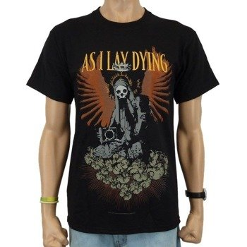 koszulka  AS I LAY DYING - ANGEL STATUE