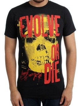 koszulka AUGUST BURNS RED - EVOLVE OR DIE