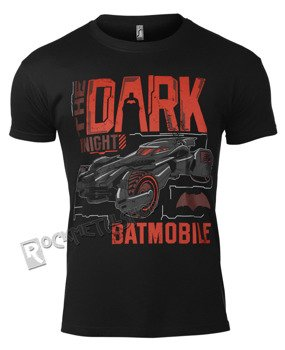 koszulka BATMAN - DARK KNIGHT BATMOBILE