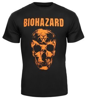 koszulka BIOHAZARD
