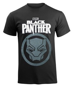 koszulka BLACK PANTHER - BIG ICON