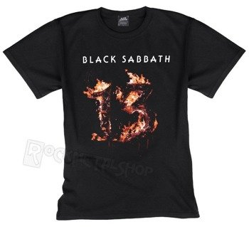 koszulka BLACK SABBATH - 13 NEW ALBUM