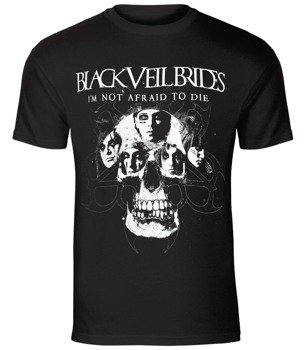 koszulka BLACK VEIL BRIDES - I'M NOT AFRAID TO DIE
