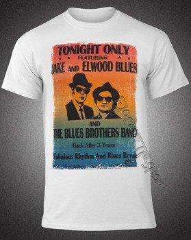 koszulka BLUES BROTHERS - TONIGHT ONLY