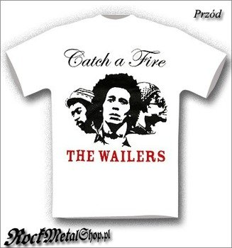 koszulka BOB MARLEY & THE WAILERS‎ - CATCH THE FIRE