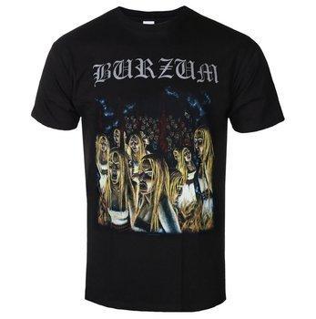 koszulka BURZUM - BURNING WITCHES