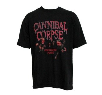 koszulka CANNIBAL CORPSE - EVISCERATION PLAGUE