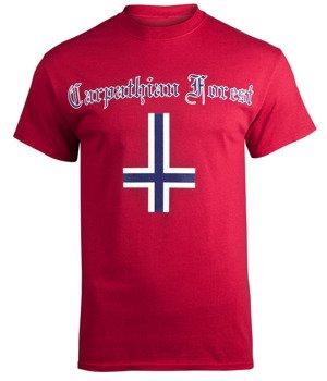 koszulka CARPATHIAN FOREST - NORWAY