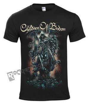 koszulka CHILDREN OF BODOM - HORSEMAN