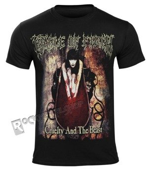 koszulka CRADLE OF FILTH - CRUELTY AND THE BEAST