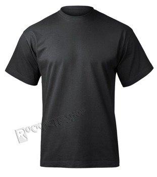 koszulka CZARNA (1) bez nadruku