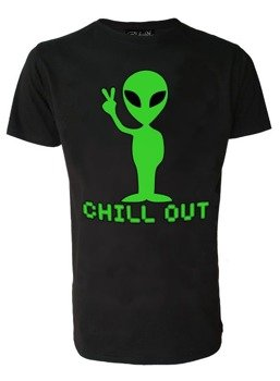 koszulka DARKSIDE - ALIEN CHILL OUT