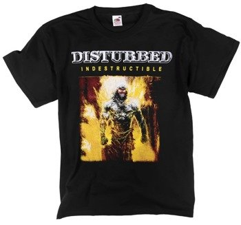 koszulka DISTURBED - INDESTRUCTIBLE