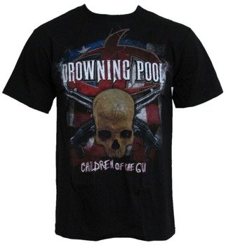 koszulka DROWNING POOL - CHILDREN OF THE GUN