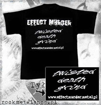 koszulka EFFECT MURDER - TWISTED DEATH GRIND