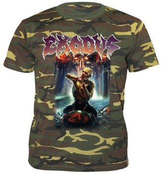 koszulka EXODUS - BLOOD IN BLOOD CAMOUFLAGE