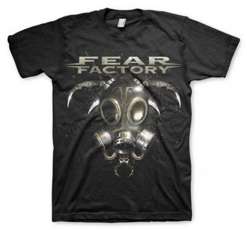 koszulka FEAR FACTORY - GAS MASK
