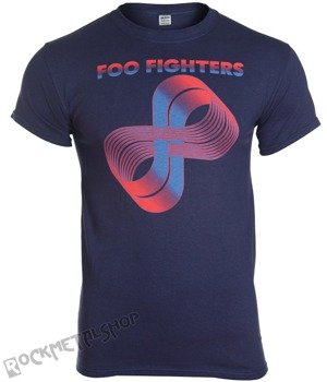 koszulka FOO FIGHTERS - LOOPS LOGO