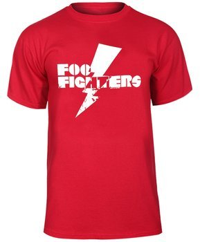 koszulka FOO FIGHTERS - MENS LIGHTNING BOLT