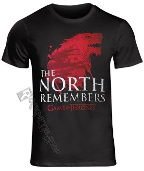 koszulka GAME OF THRONES - THE NORTH REMEMBERS