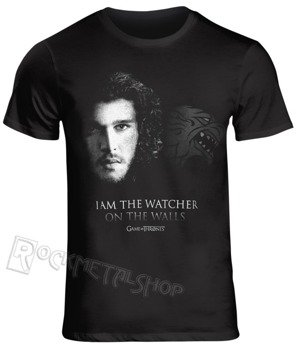 koszulka GAME OF THRONES - WATCHER ON THE WALLS