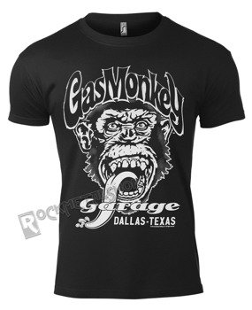 koszulka GAS MONKEY GARAGE - DALLAS - TEXAS