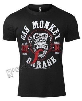 koszulka GAS MONKEY GARAGE - GARAGE ROUND SEAL
