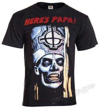 koszulka GHOST - HERE'S PAPA