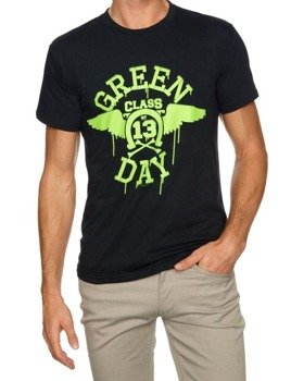 koszulka GREEN DAY - NEON BLACK