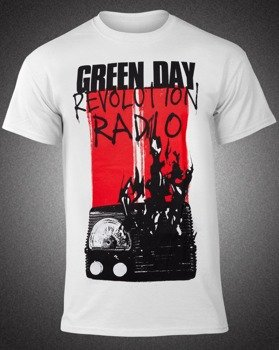koszulka GREEN DAY - RADIO COMBUSTION