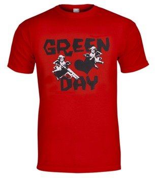 koszulka GREEN DAY - RED